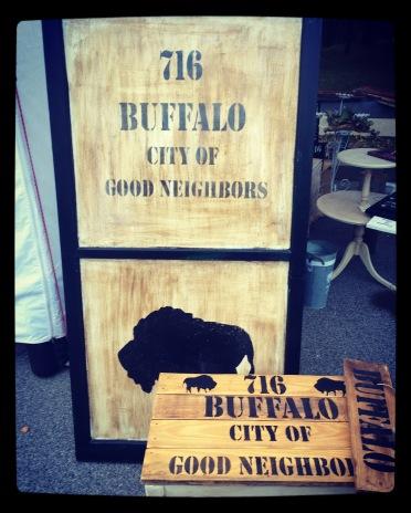 716 Buffalo art