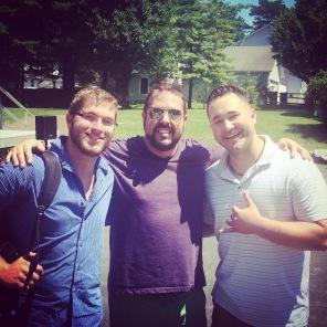 Jonah, Mark, Zach